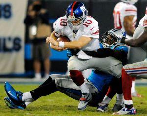 NFL: Gigantes vs. Águilas, el plato fuerte de la semana cuatro
