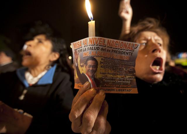 Pedirán el indulto para Fujimori
