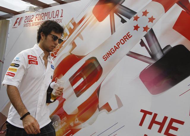 'Checo' Pérez pasa  a McLaren
