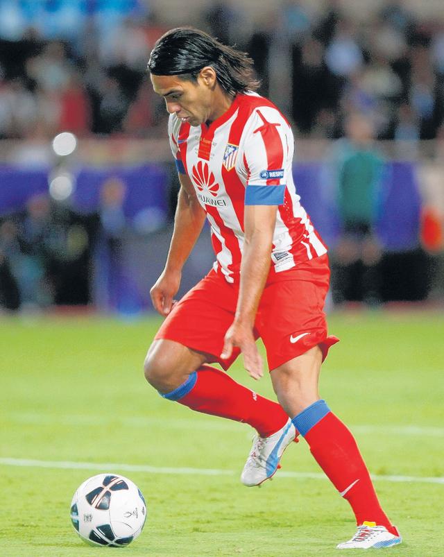 Radamel Falcao y su idilio con el gol