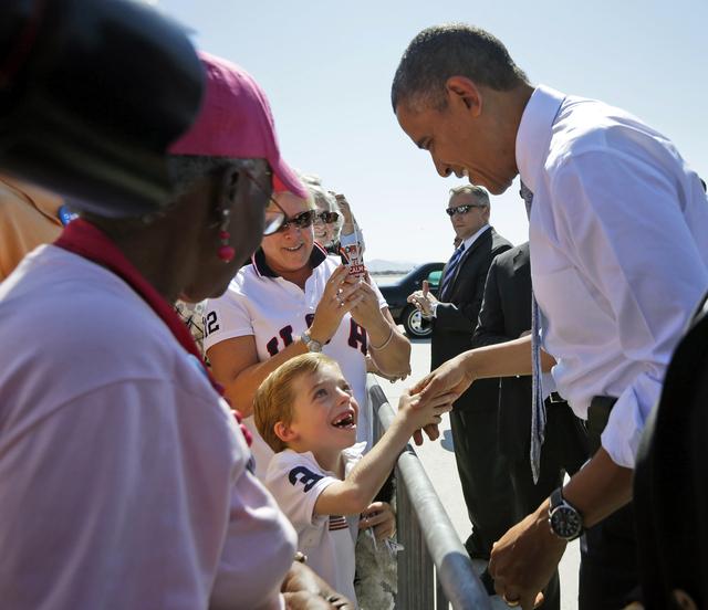 Obama al alcance de su reelección