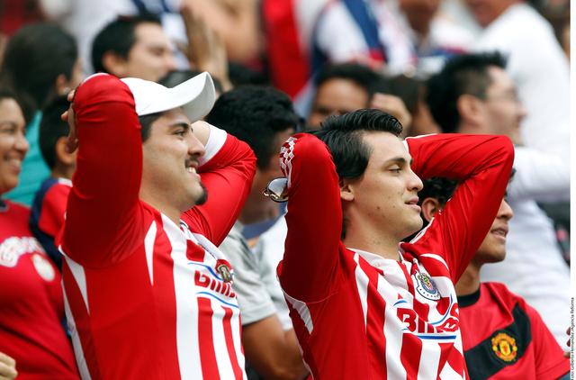 A las Chivas sólo le sirve  pensar en ganar