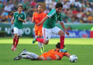 Gana Sub 17 a Marruecos en la AGS Cup