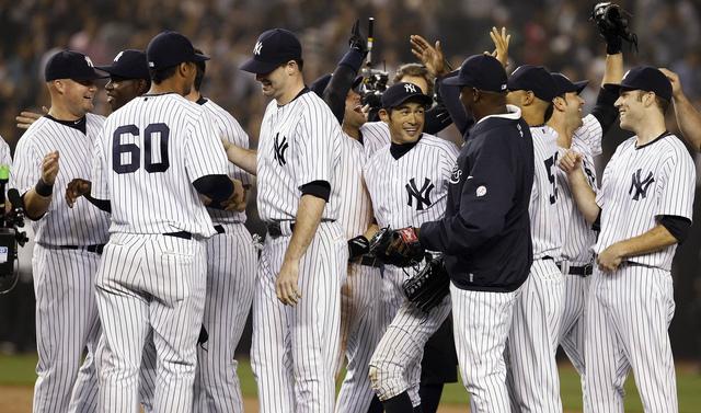 Yankees se quedan con el Este