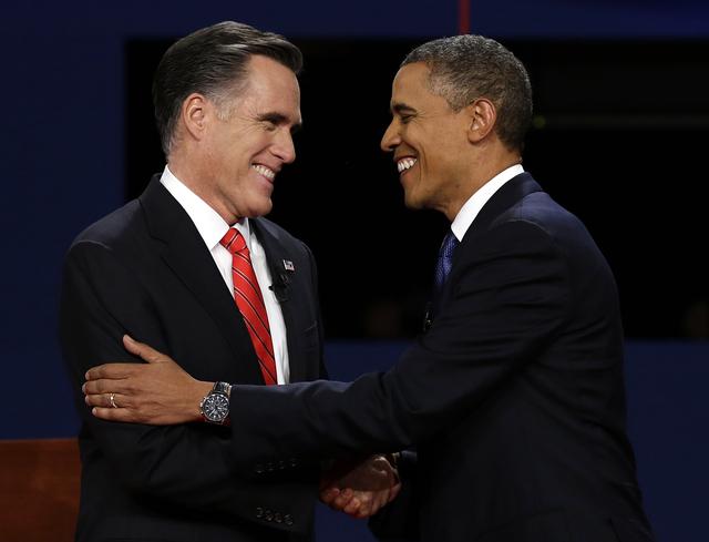 Obama y Romney definen posiciones