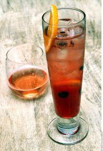 Disfruta un coctel rosado este fin de semana: Zinfandel Spritz