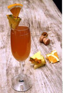 Disfruta un coctel rosado este fin de semana: Buendía Mimosa