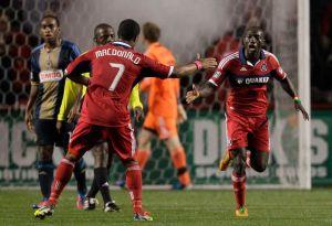 MLS: El Chicago Fire derrota a los Red Bulls