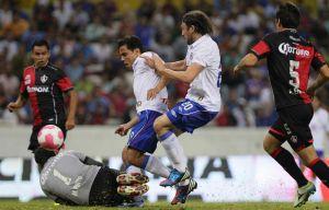 Liga MX: Atlas y Cruz Azul empatan a uno