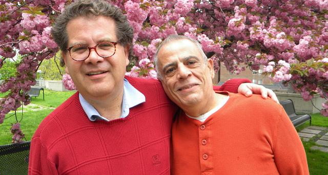 Familias gay binacionales buscan reconocimiento