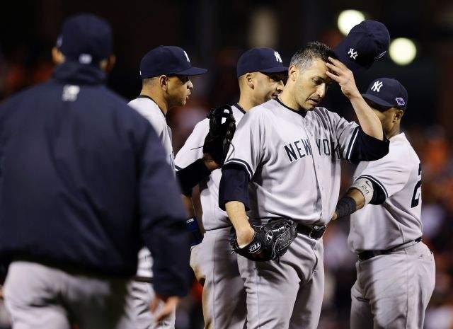 Sufren los Yankees lo mismo que sus fans: Se les atrasó el tren