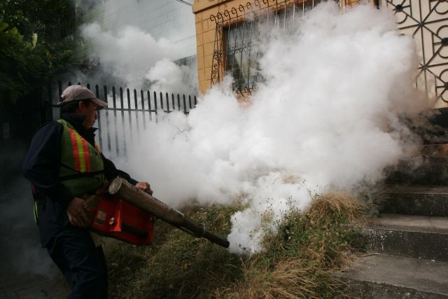Epidemia de dengue azota a Puerto Rico