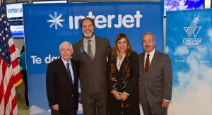 Aerolínea Interjet abre en Orange con vuelos a México