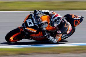 El español Marc Marquez se lleva el Moto 2 GP de Japón (Video)