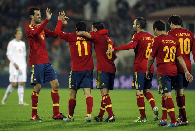 España-Francia: clásico en eliminatorias