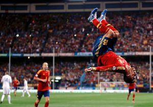 Francia le empata de último minuto al Campeón del Mundo (Fotos)