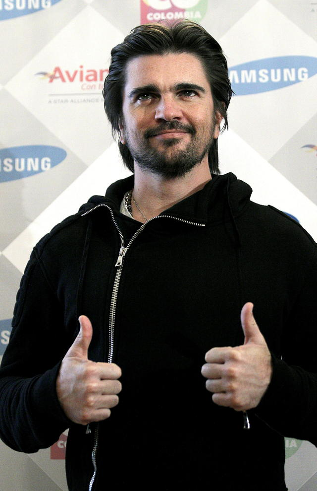 Juanes está optimista