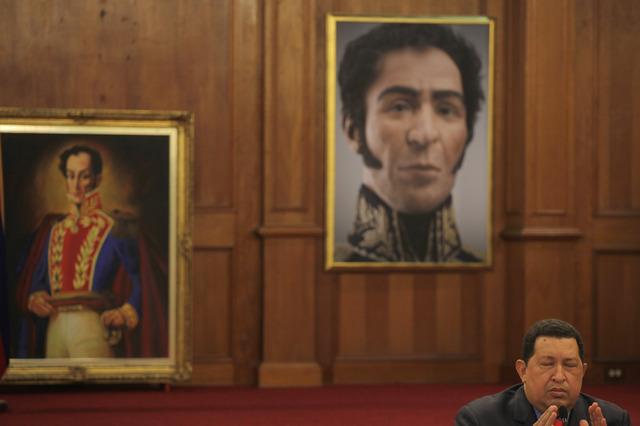 Controversia por el pelo y los objetos de Bolívar