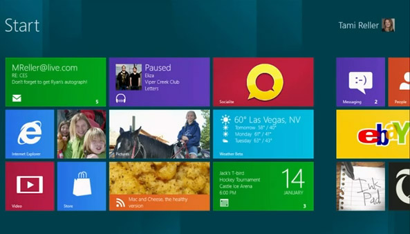 Windows 8: un cambio radical (Video)