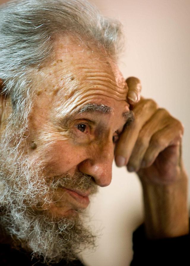 Un misterio la salud de Fidel
