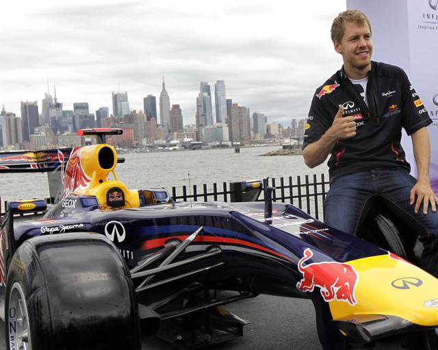 F1 pospone GP en NJ