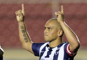 Monterrey goleó al Chorrillo sin dificultad