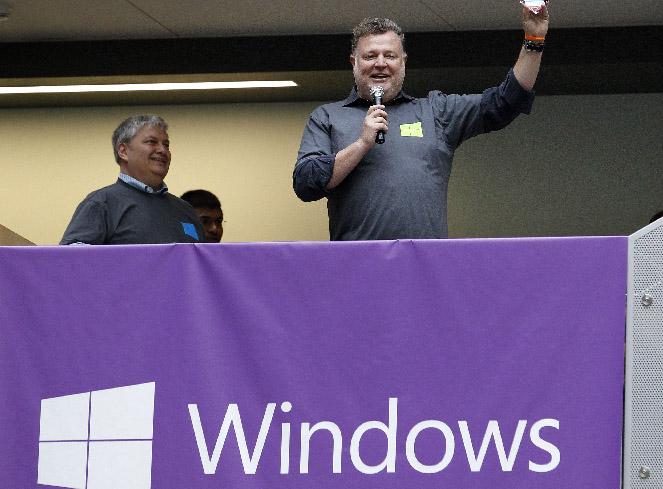 Windows 8 ve la luz en Nueva York