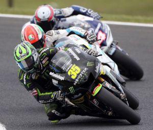 Stoner aumentó su ventaja en Moto GP en Australia