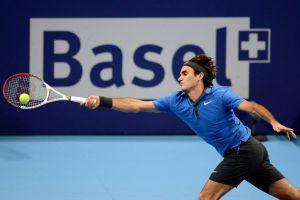 Federer y Del Potro avanzan a semifinales en Basilea