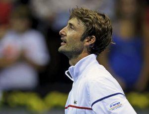 Ferrero se resiste a colgar la raqueta y jugará semifinal de dobles