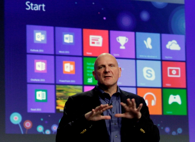Windows 8 apunta a las tabletas