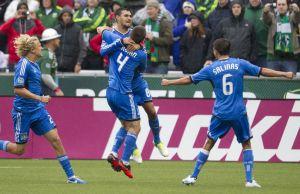 Wondolowski empata récord de goleo de la MLS