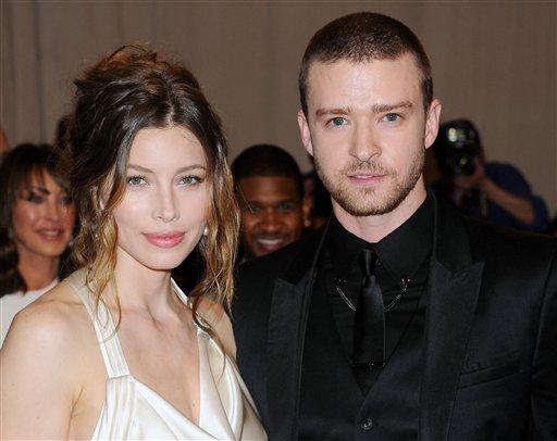 Timberlake se desliga de video presentado en su boda (Videos)