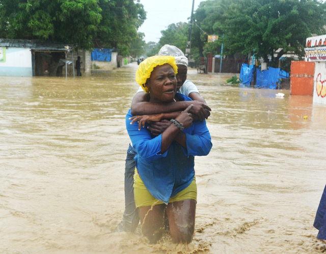 Aumentan víctimas mortales por Sandy