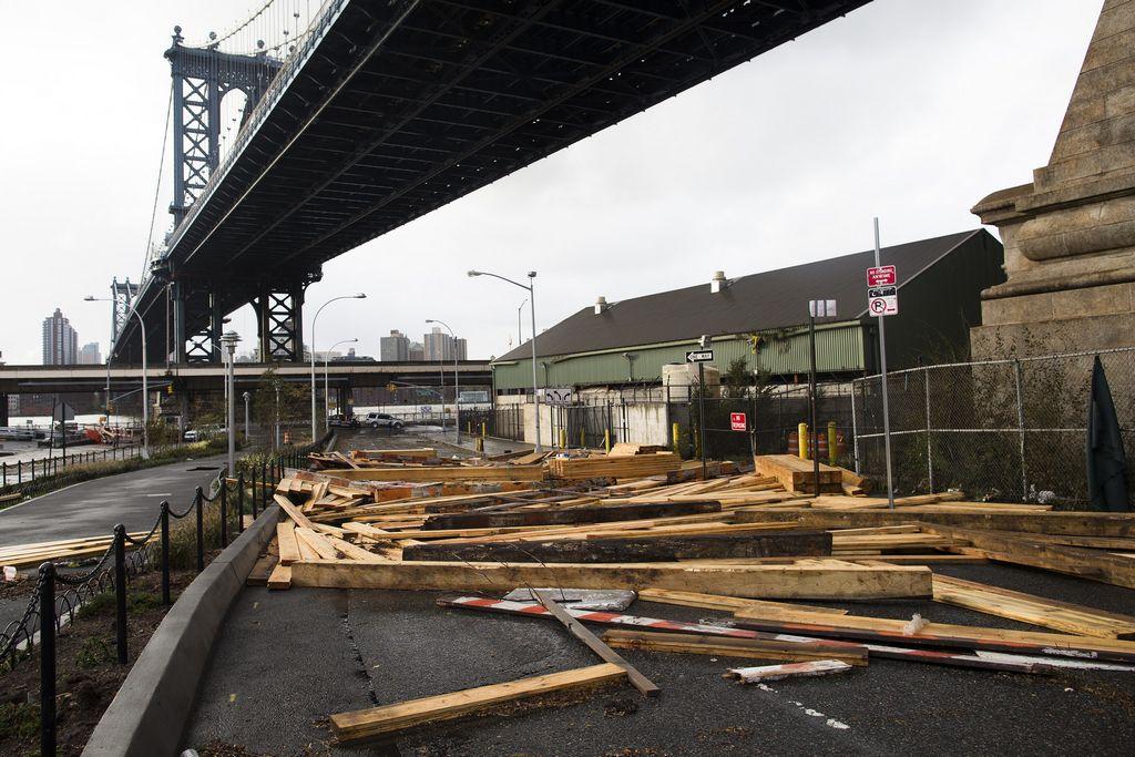Puentes Manhattan y Brooklyn, entre otros, estarán abiertos hoy