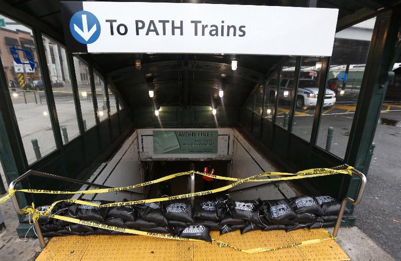 No hay tren en NY hasta nuevo aviso