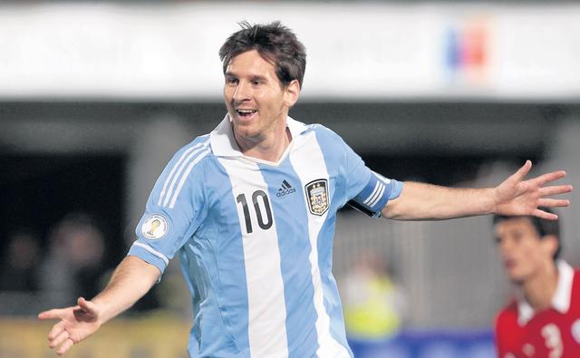 Flores de Sabella para Messi