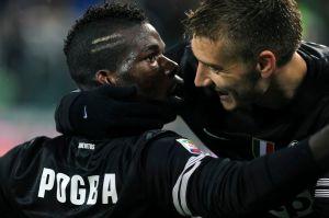 Pogba mantiene a Juventus como líder de la Serie A de Italia