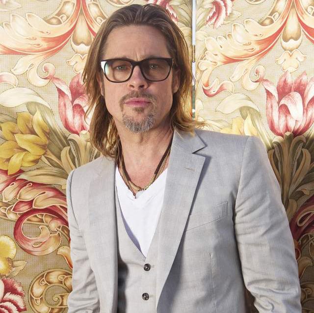Brad Pitt apoya matrimonio gay