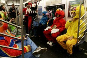 EEUU intenta reponerse de 'Sandy' con  Halloween