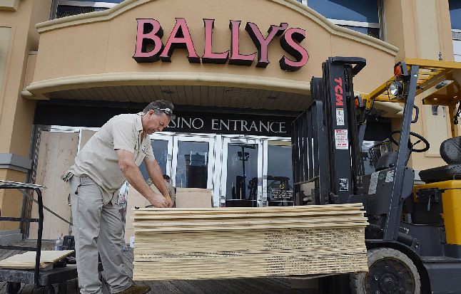 Abrirán hoy casinos de Atlantic City tras Sandy (Fotos)