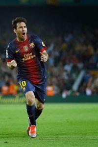 Messi feliz por nacimiento de su primogénito