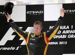 Kimi Raikkonen gana el Gran Premio de Abu Dabi (Fotos)