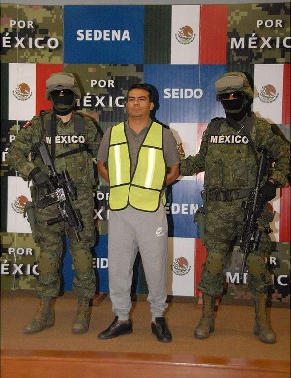 """Arrestan a líder de """"El Chapo"""" que habría matado a Moreno"""