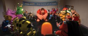 'Wreck-It Ralph' rompe la taquilla