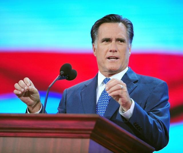 Romney busca repetir éxito empresarial en Washington