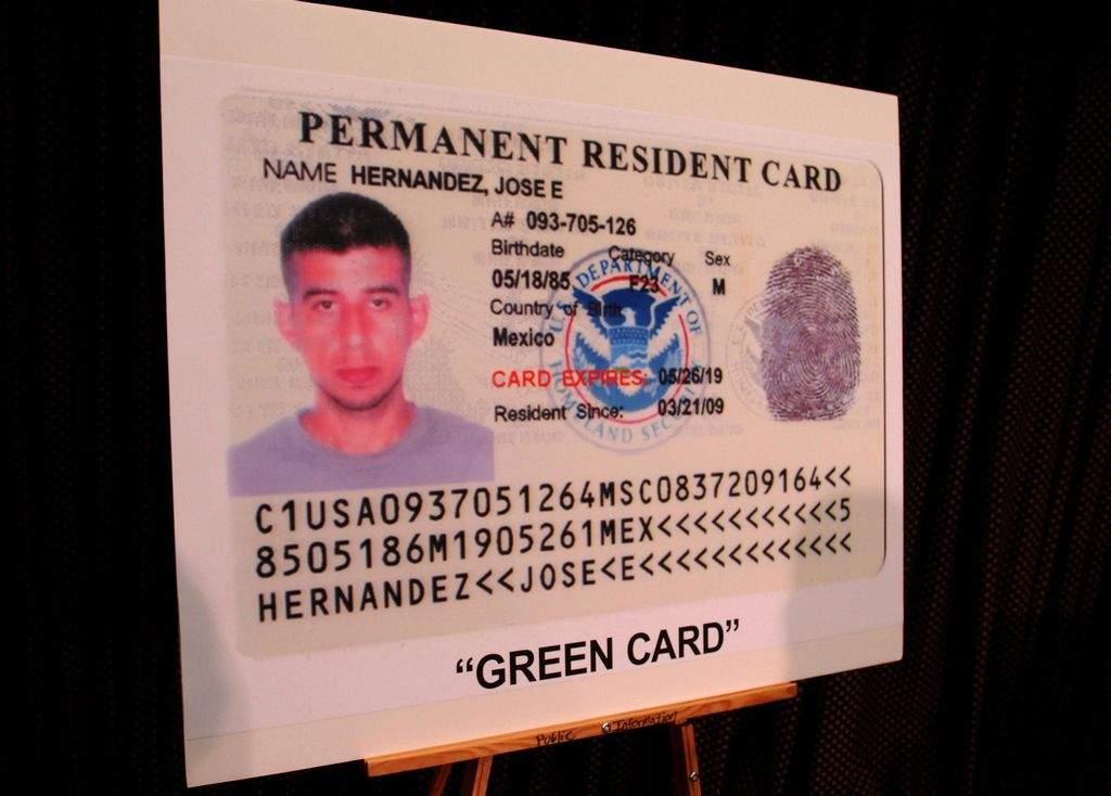 """Arrestan falsificadores de """"green cards"""" en Brooklyn (Fotos)"""