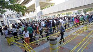 Florida reconoce que necesita mejorar su sistema electoral (fotos)