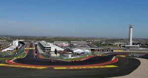 Un moderno autódromo para el Gran Premio de Estados Unidos (Fotos y Video)