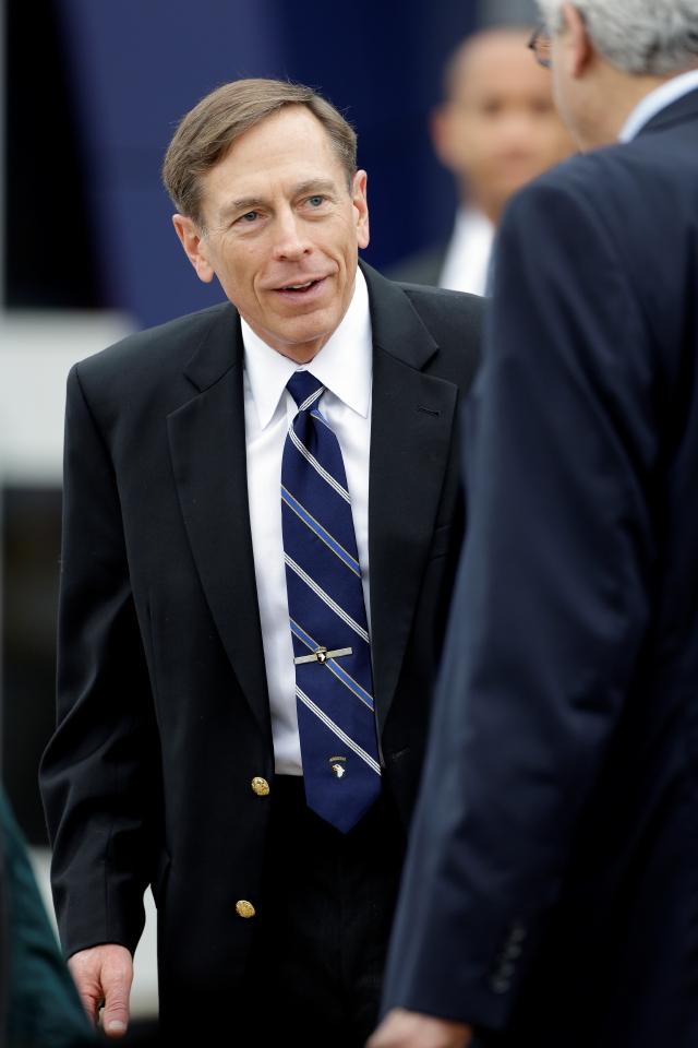 General Petraeus comparece  ante el Congreso